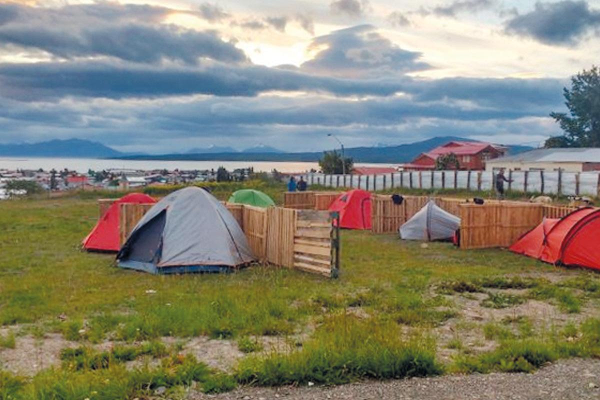 Camping Gino  Klimber Camp