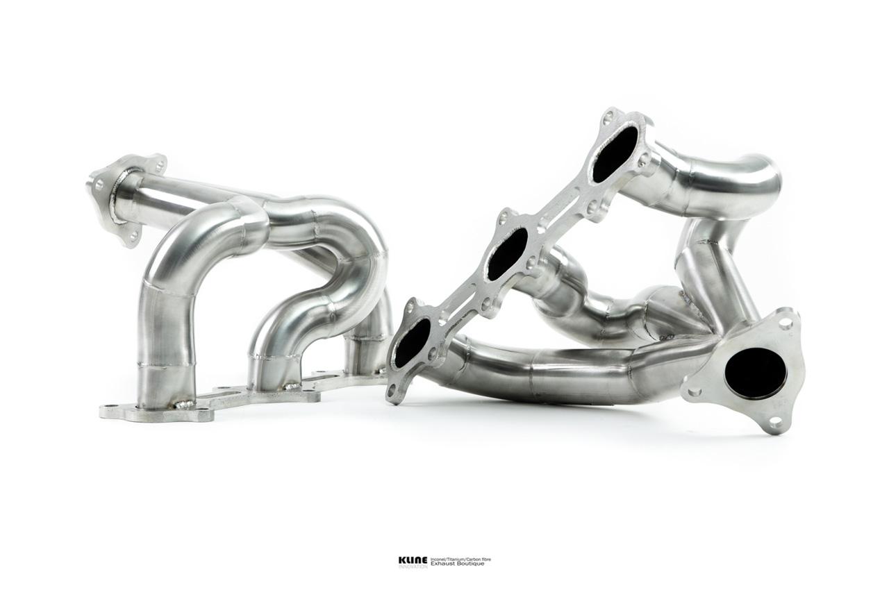 Porsche 991 2 Carrera Turbo Exhaust • Kline Innovation