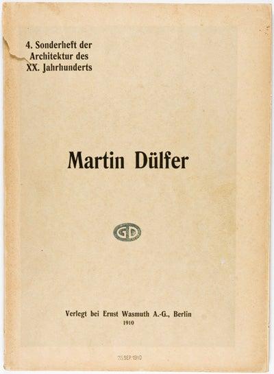 Martin Dlfer  NA