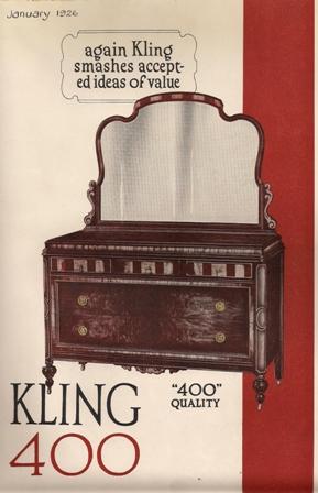 Kling Furniture Styles Through The Years Walnut 1926 Jpg