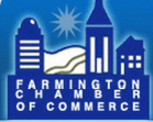 Farmington Chamber of Commerce logo