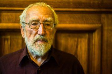 Писателят и преводач Румен Стоянов. Фото: Константин Мравов