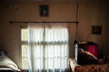 Прозорец в стара къща. Фото: Константин Мравов