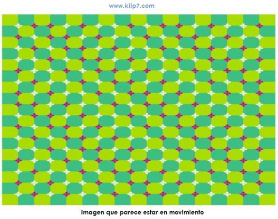 Ilusiones opticas imágenes