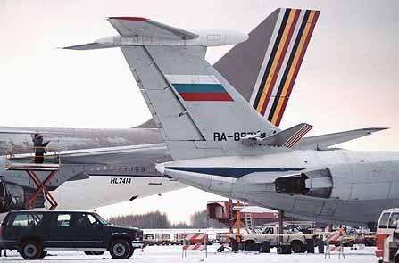 Imagenes de accidentes de aviones