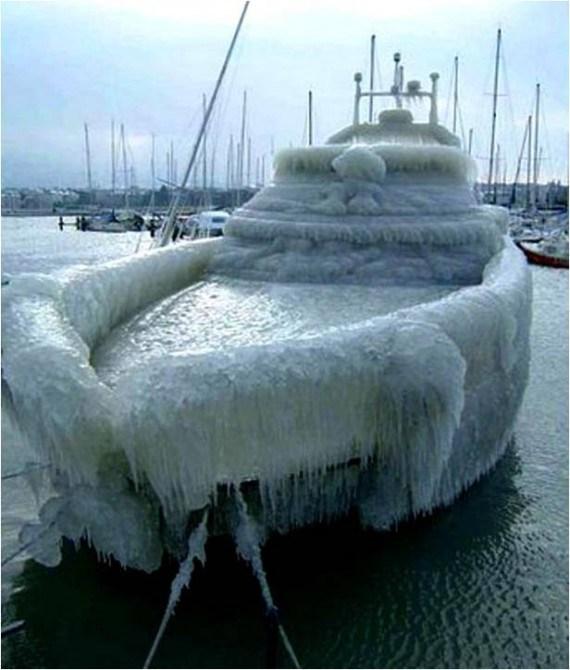 imagenes de Coleccion barcos congelados
