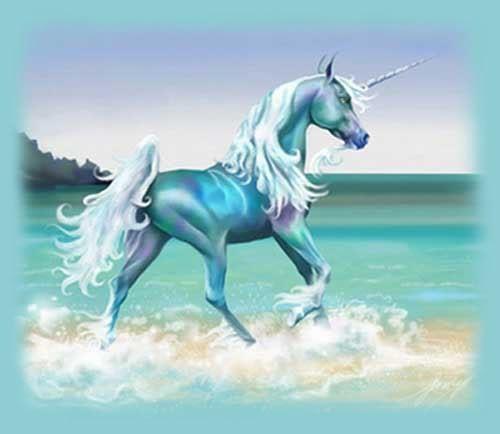imagen de unicornio