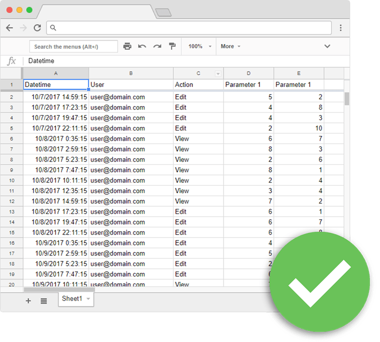 Google Sheets: Best practices to prepare your data for publishing in ...