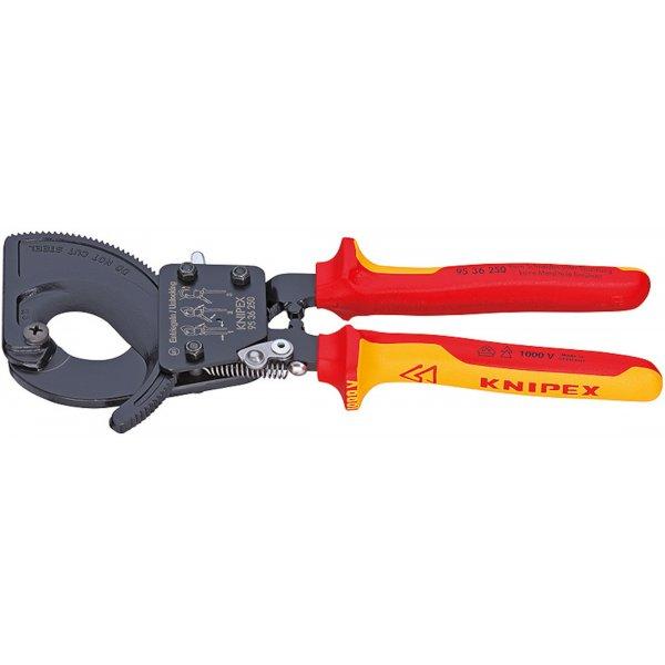 KNIPEX 9536250 kabelschaar - KNIPEX 95 36 250 | Klium