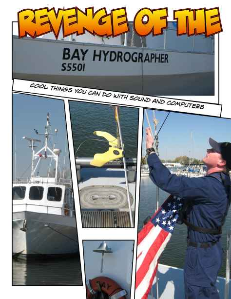 Revenge of the Bay Hydrographer