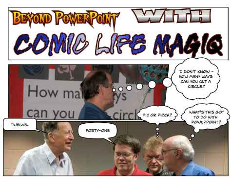 Illustrated review of Comic Life Magiq