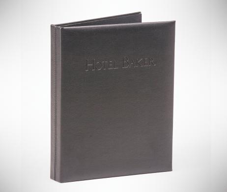 Custom Case Wrap and Turned Edge Menus