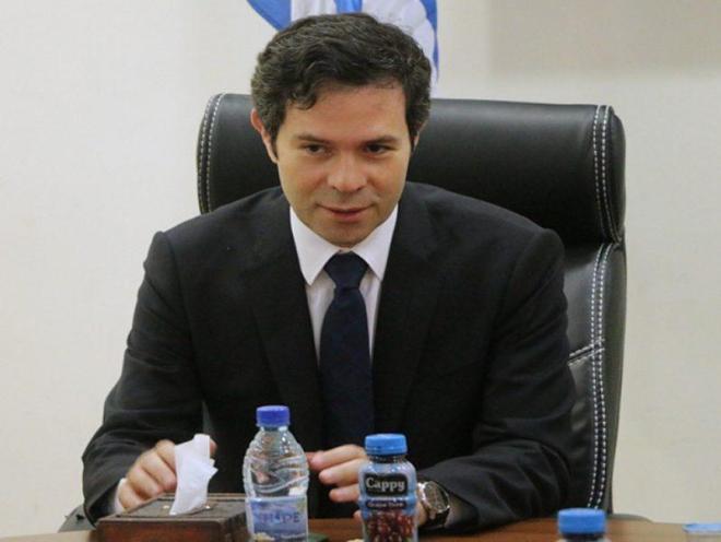 العثور على القنصل العام اليوناني لدى فنزويلا ميتا فى غرفته بأحد الفنادق
