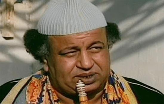 الفنان غريب محمود