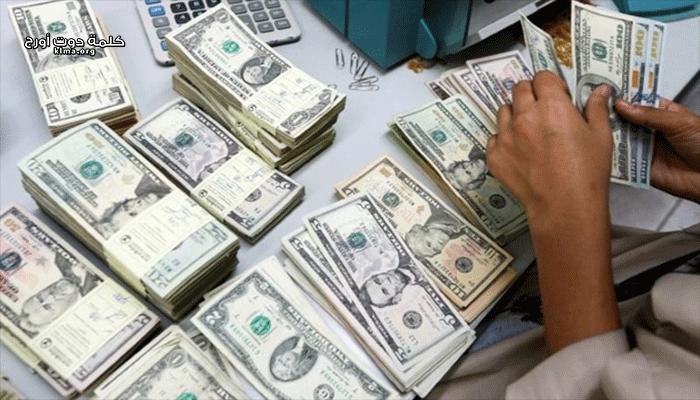 سعر الدولار اليوم الخميس 6 6 2019 مقابل الجنيه في بنوك مصر كلمة