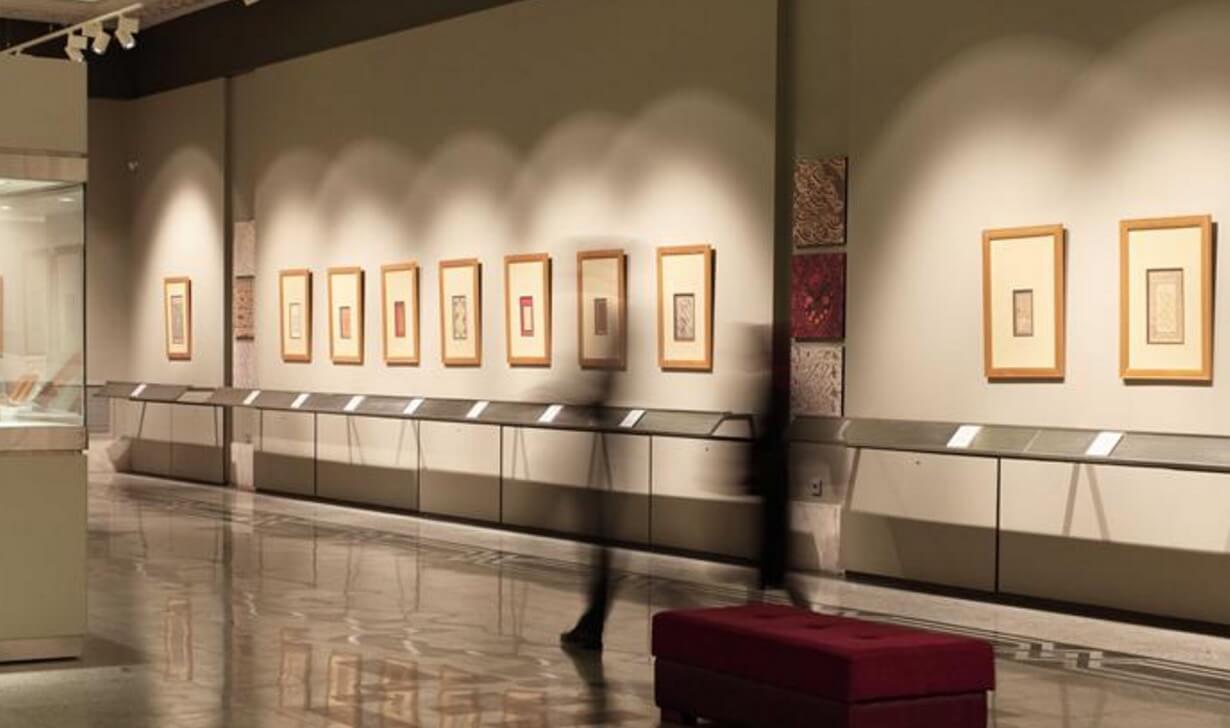 Museum Lights Paintings