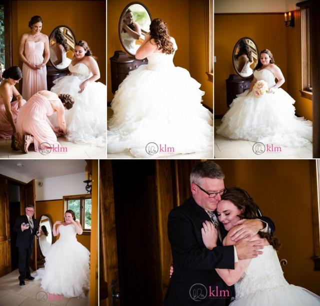 erika & wyatt | issaquah washington wedding » seattle