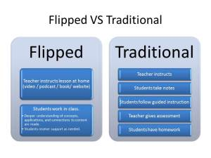 """""""Flipped Classroom"""" by Mikel Agirregabiria is licensed under CC BY 2.0"""