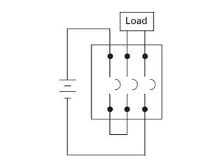 Eaton HLDDC21200 Direct Current Molded Case Circuit Breaker