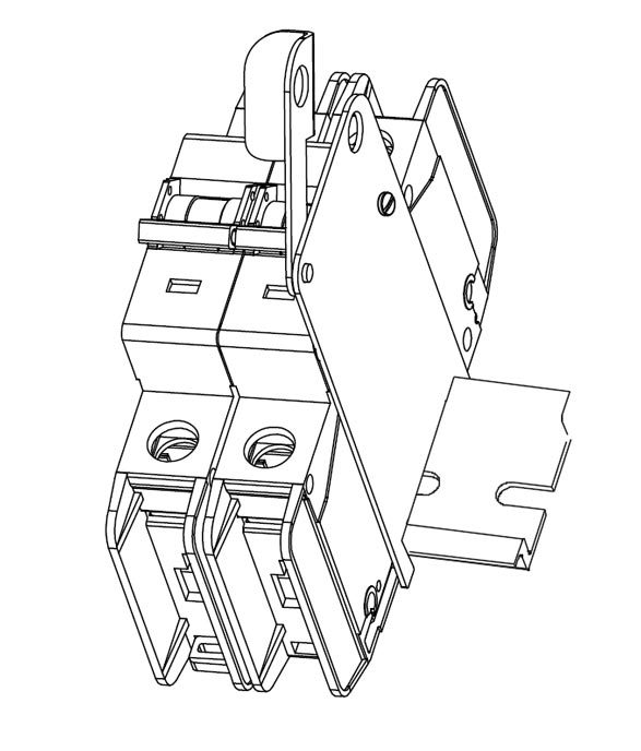 Eaton Moeller FAZ-NA UL 489 Circuit Breaker Accessories Index