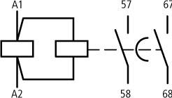 Eaton Moeller XTCEXTEYC20T Timer Module, Star-Delta