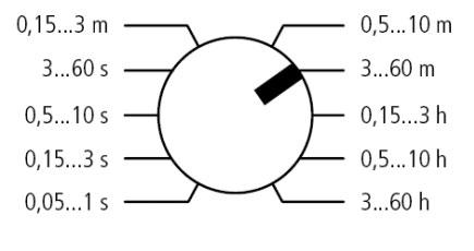 Eaton XTMT6A60H70B Electronic Timer Module