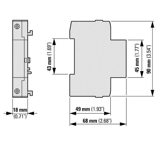 Eaton XTPAXUVR415V50H Undervoltage Release