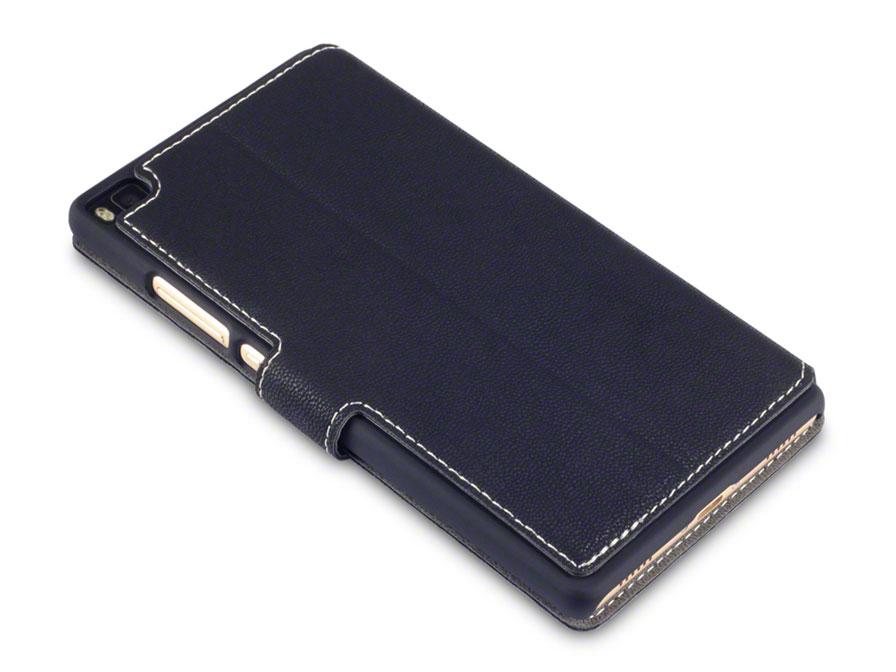 Covert Ultraslim Book Case Hoesje Voor Huawei Ascend P8