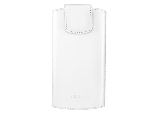 Originele Nokia Leren Sleeve Insteek Hoesje (CP-556)