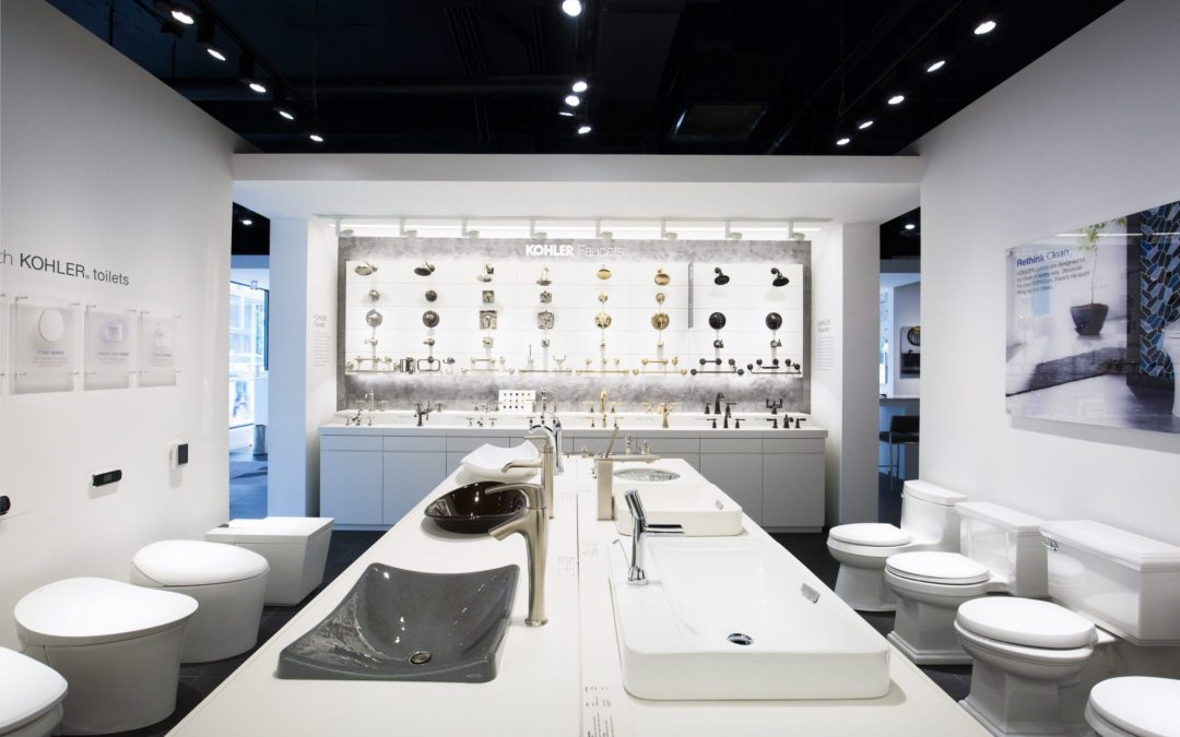 Kohler Signature Store – Vancouver, BC | Klondike Contracting