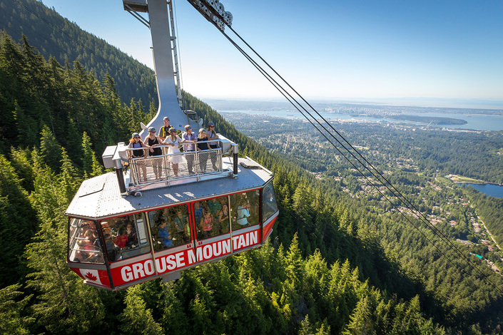 KC's Summer Event – Grouse Mountain Scavenger Hunt