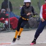 softball running