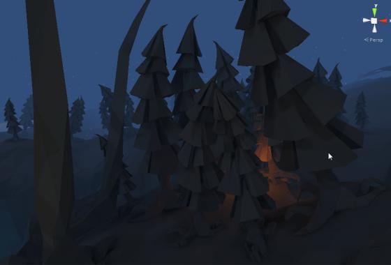 Lightbaking in Unity3D for Mercury Shift 3D