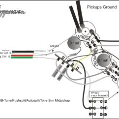 Hss Wiring Diagram 3 Way 2002 Dodge Durango Stereo To Split Humbucker Pickups Imageresizertool Com