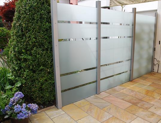 10421520170207 Sichtschutz Aus Glas Fur Terrasse – Filout Com