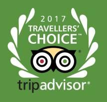 TripAdvisor Travelers Choice Awards 2018