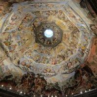 Deckenmalerei Kuppel
