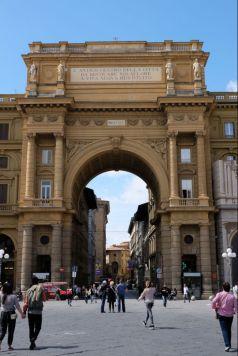 Piazza de la Republica