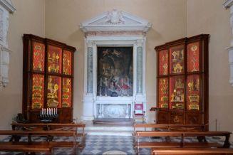 Kapelle im Friedhof