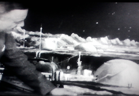 Moonbase Quatermass