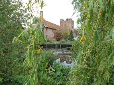 Layer Marney duck pond