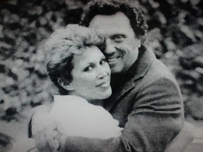 Norma and Dan Curtis