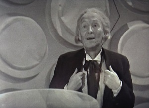 First Doctor's farewell