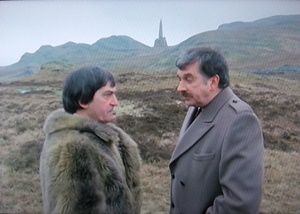 The Doctor and Brigadier