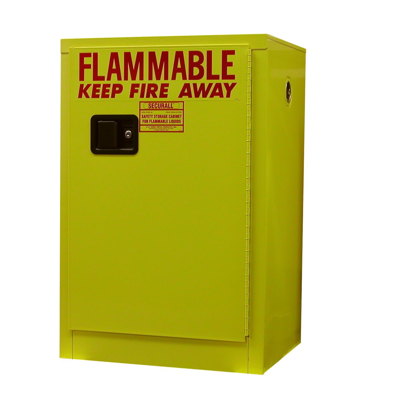 A105 12 Gal Flammable Storage Cabinet W Self Latch