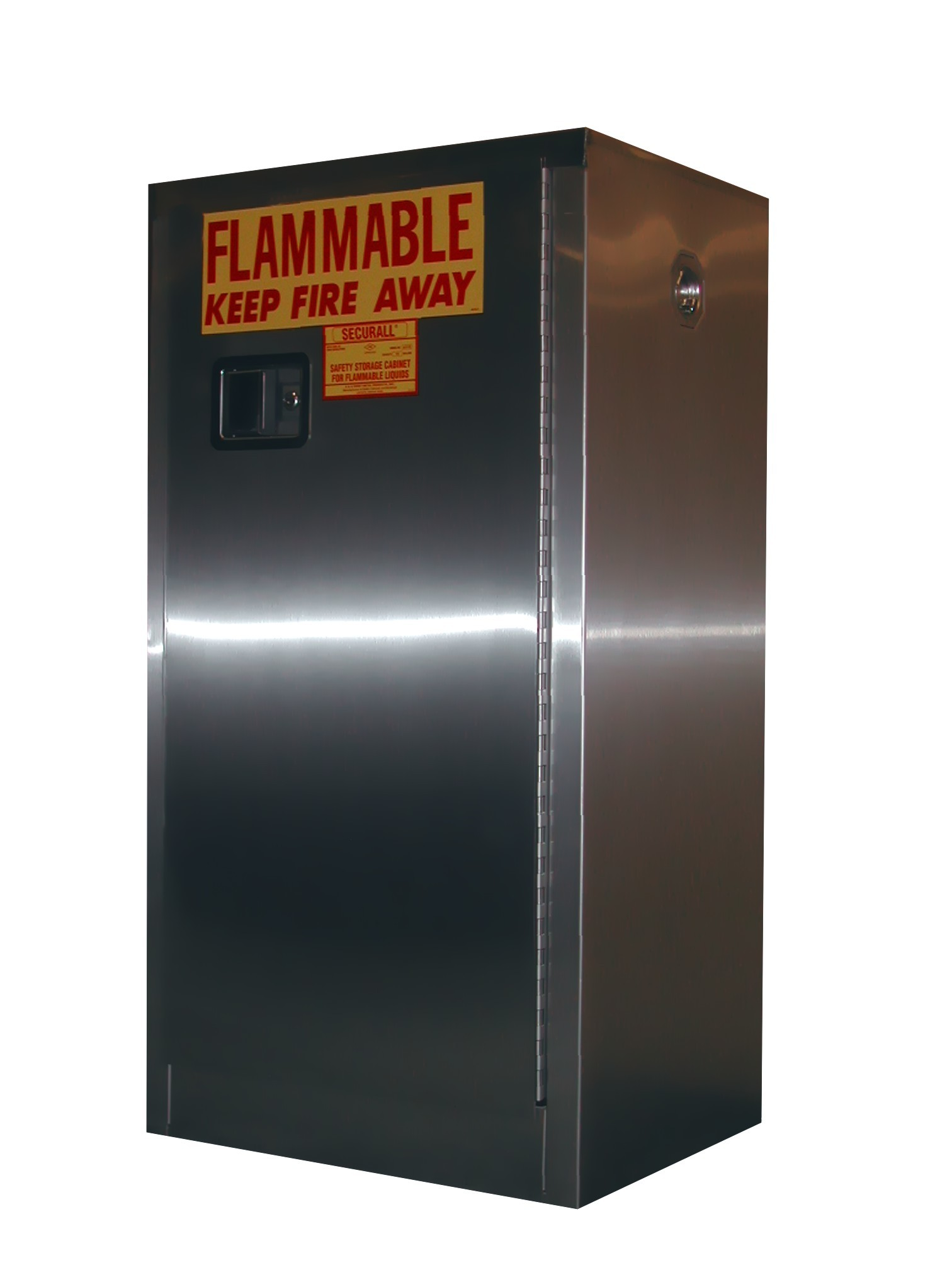 A110 Ss Stainless Steel Flammable Storage Cabinet 16