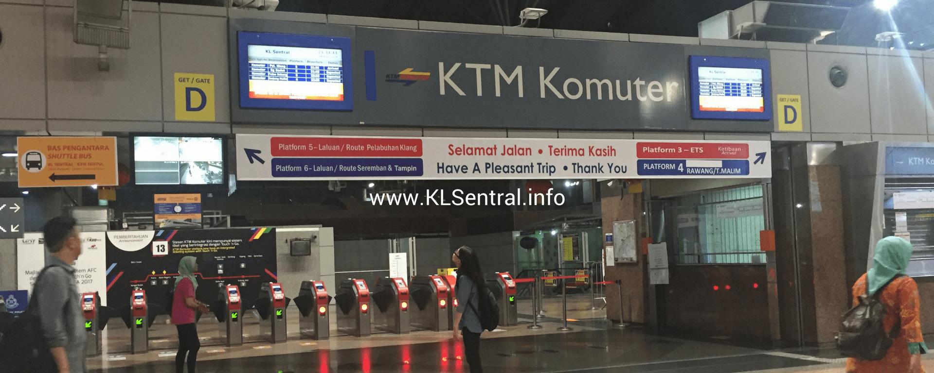 KTM-komuter-station-entrance-kl-sentral