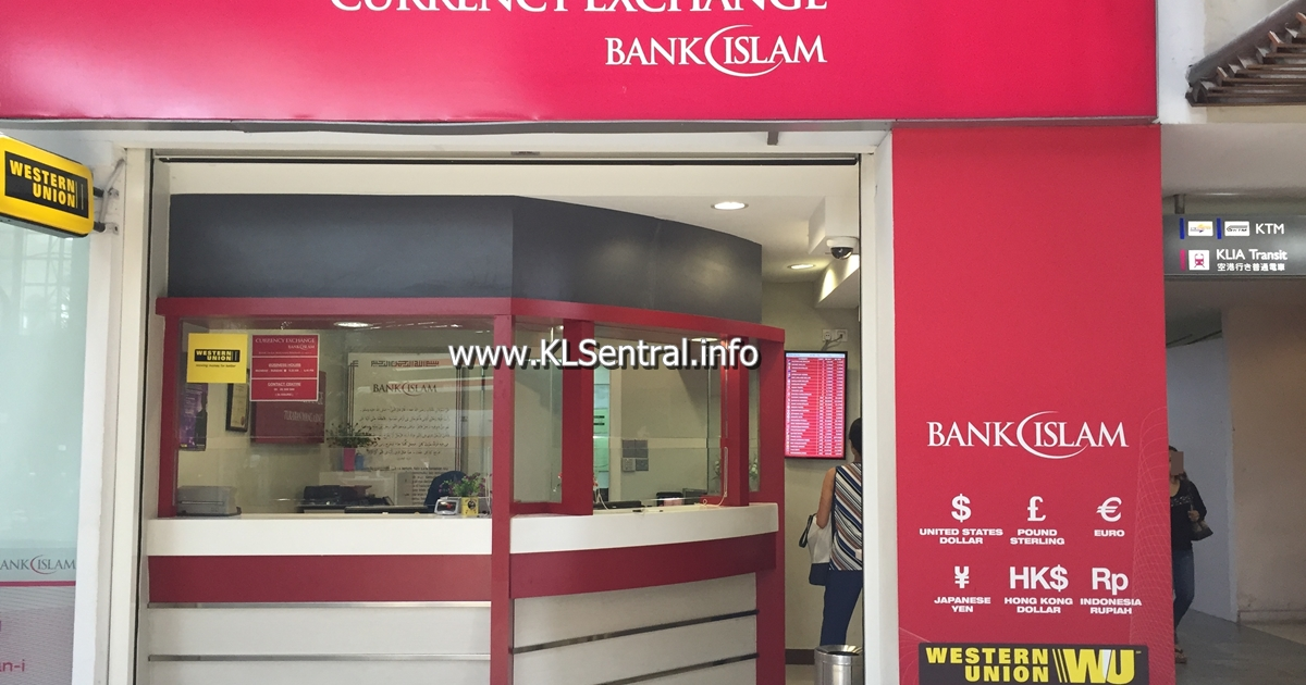 bank-islam-currency-exchange-kl-sentral