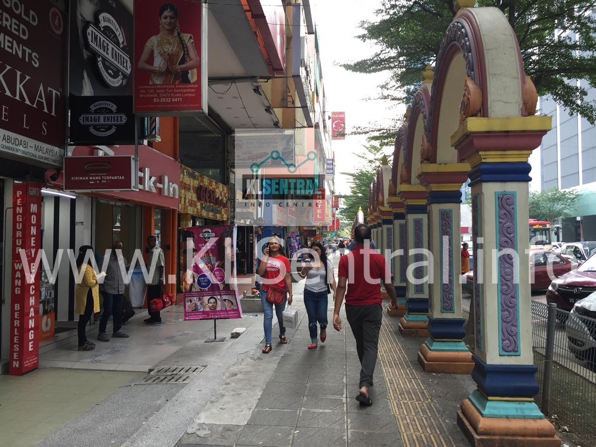 Brickfields-Jalan-Tun-Sambathan
