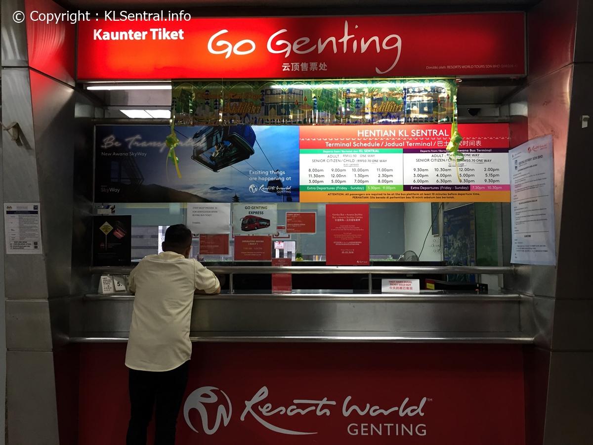 Go-Genting-Bus-Ticket-Counter-Level-2-KL-Sentral